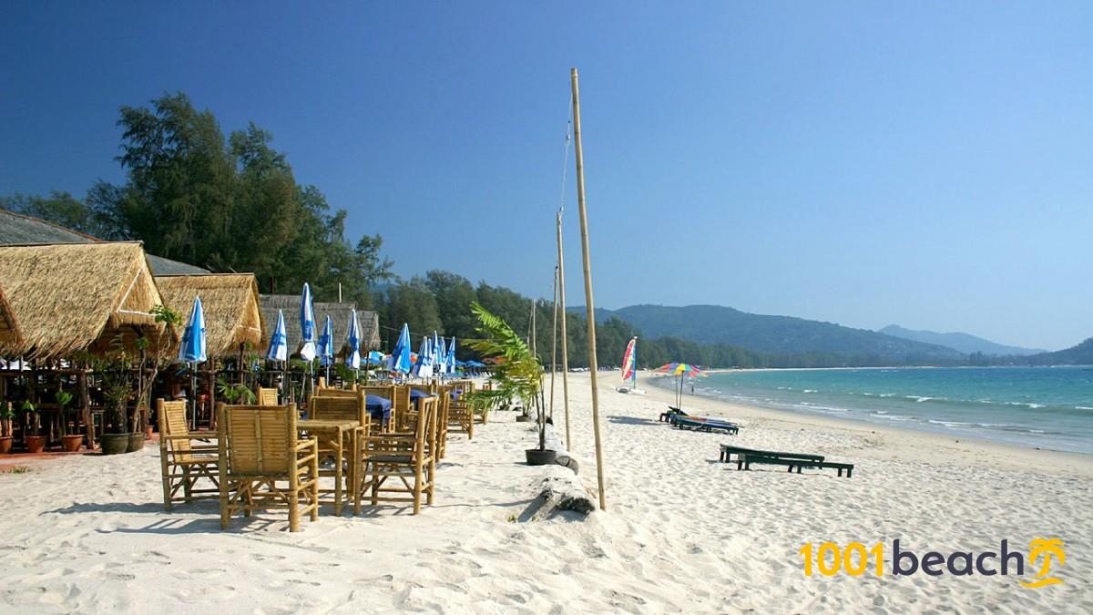 Пляж Банг Тао Пхукет особенности отдыха описание с фото