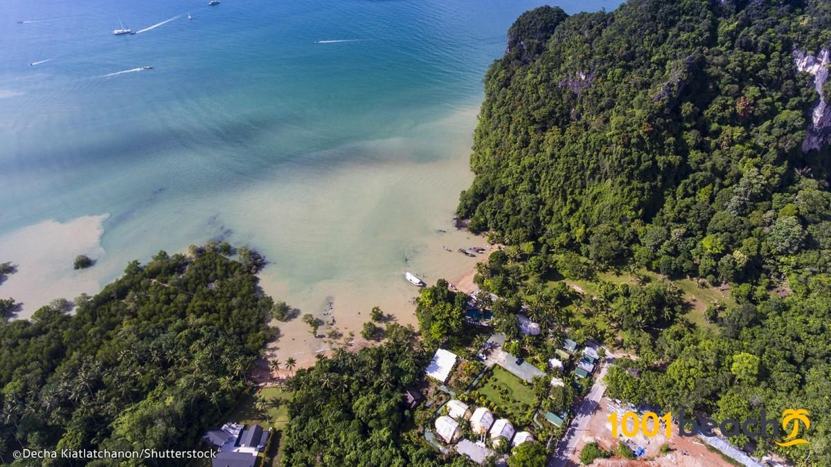Пляж Ао Нанг Краби — отзыв от зимовщиков с фото без прикрас