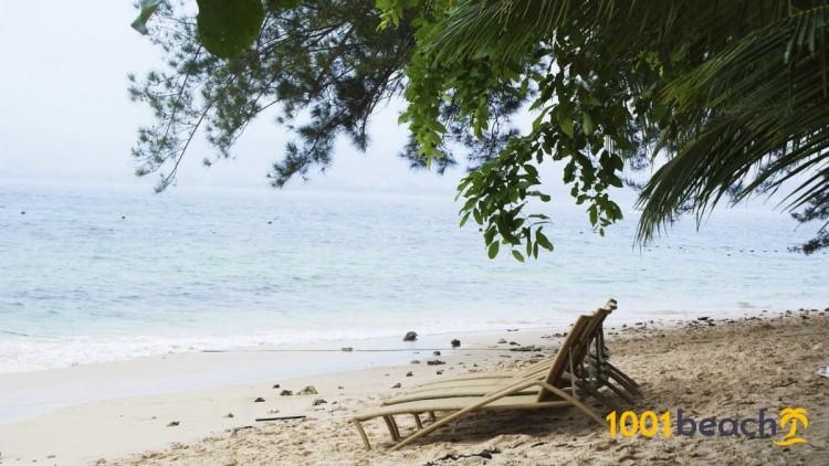 Остров Мамутик