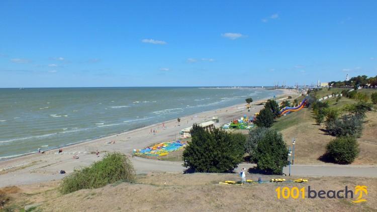 Детский пляж Ейска