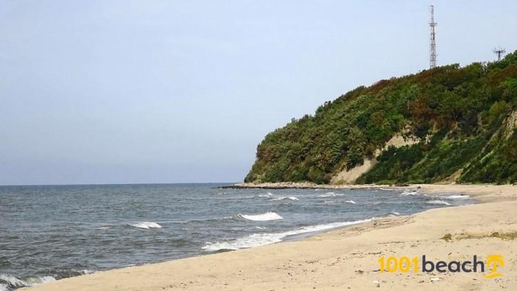 Пляж у мыса Таран