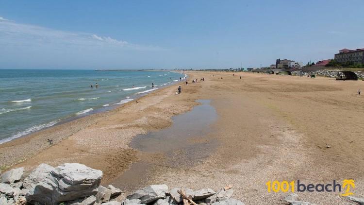 Городской пляж Избербаша