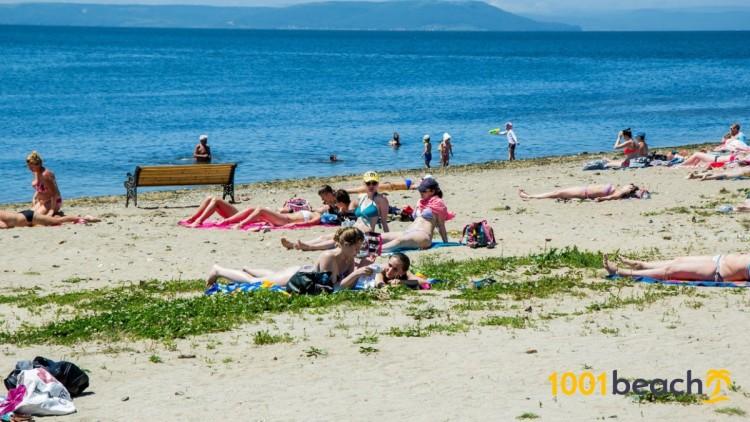 Пляж мыса Кунгасный