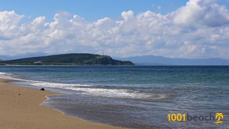 Пляж Охотского