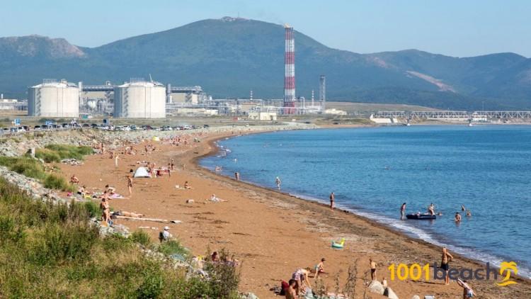 Пляж Пригородного