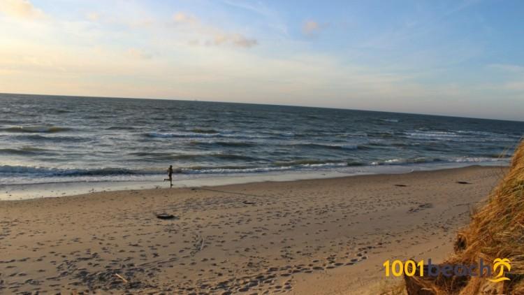 Пляж Зеленоградска