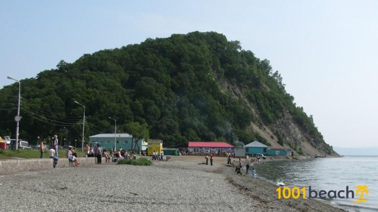 Пляж Никольской сопки