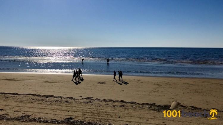 Ягринский пляж